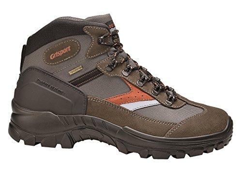 Schuhe Trekking Wanderstiefel Konstruktion Grisport Gritex Herren Trekking und V52 Membran Atmungsaktive und Mid Damen Unisex 1wXC5Xq