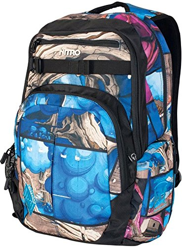 Nitro Snowboards Chase Rucksack Dome One Graph