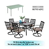 MF Outdoor Dining Table Garden Coffee Bistro