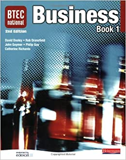 BTEC National Business: Book 1: Student Bk. 1
