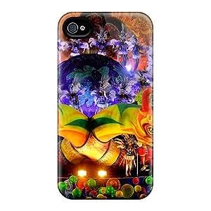 LauraAdamicska Iphone 4/4s Shock-Absorbing Hard Cell-phone Case Provide Private Custom Realistic Rio 2 Series [eip18738Gzpz]