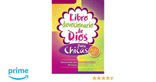 Libro devocionario de Dios para chicas - Gods Little Devotional Book For Girls (Spanish Edition): Honor Books: 9780789918895: Amazon.com: Books