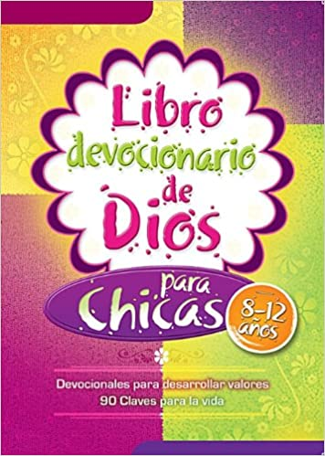 Libro Devocionario de Dios Para Chicas=Gods Little Devotional Book for Girls: Amazon.es: Editorial Unilit: Libros