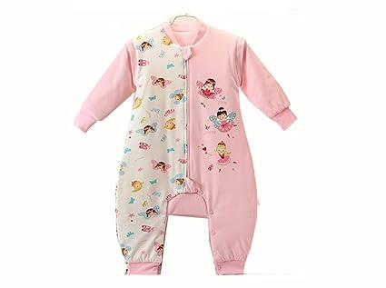 AZUO Saco De Dormir para Bebés Saco De Dormir Unisex Cómodo Saco De Dormir Acolchado De