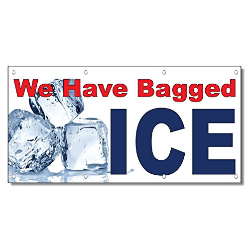 we-have-bagged-ice-red-blue-13-oz-vinyl-banner-sign-with-grommets-2-ft-x-4-ft
