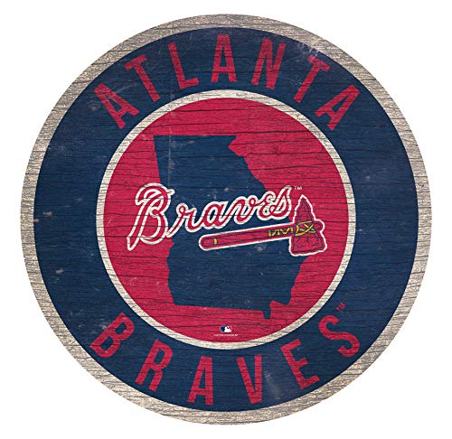 Fan Creations MLB Atlanta Braves 12