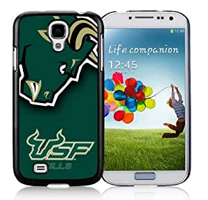 Custom Samsung Galaxy S4 I9500 Case Mate Ncaa South Florida Bulls Phone Cover for Guys