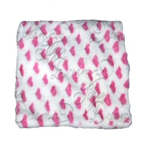 Favorite Pet Products Tiger Dreamz Trundle 3 Way Bed, Pink Hearts, My Pet Supplies