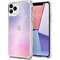 Spigen Crystal Hybrid Serisi Kılıf iPhone 11 Pro Max ile Uyumlu/TPU AirCushion Teknoloji/Ekstra Koruma - Quartz Gradation