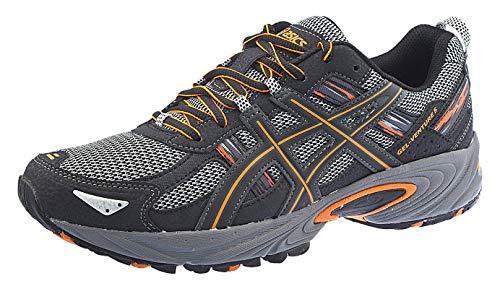 ASICS Men's Gel Venture 5 Running Shoe (8 D(M) US, Black/Shocking Orange) by ASICS (Image #7)