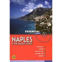AA Essential Spiral Naples and Amalfi Coast