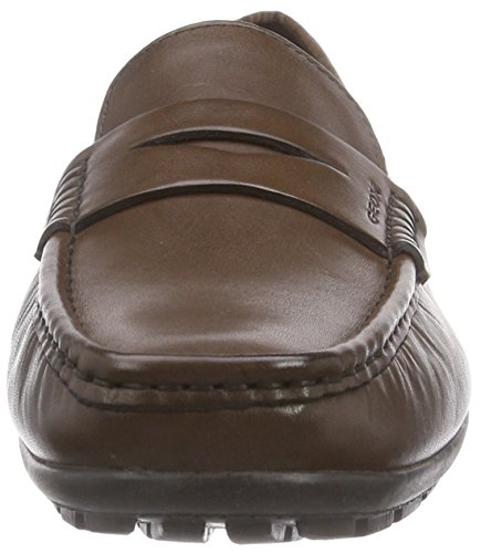 W Marrone 2Fit Mocassini U C6002 Uomo Lt Brown Geox Moner 6qUREwA