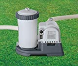 Intex 2500 GPH Krystal Clear Pool Filter Pump