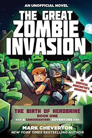 book cover of The Great Zombie Invasion