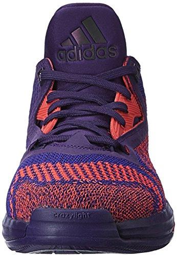 adidas - Chaussure D Lillard 2.0 Boost Primeknit - Dark Purple - 42 2/3