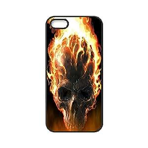 Custom Skull Cover Case for iPhone 5/5S