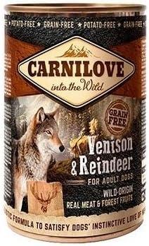 Carnilove - Latas de Comida húmeda de Ciervo y Reno