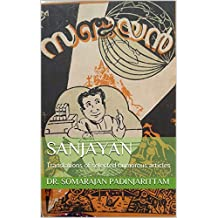 Sanjayan: Translations of selected humorous articles