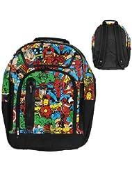 BB Designs Marvel Multi Character Back Pack