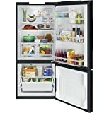 GE GBE21DGKBB Bottom Freezer Refrigerator