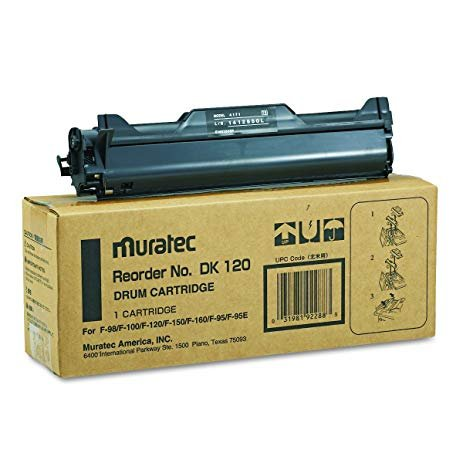 Muratec DK100 Drum For F75 Fax Machine (DK100) by Muratec