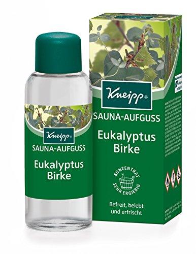 Kneipp Sauna Aufguss Eukalyptus & Birke, 100 ml