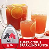 Mio Fruit Punch Liquid Water Enhancer Drink Mix
