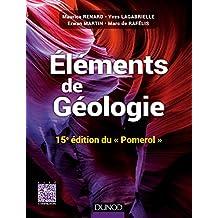 ÉLÉMENTS DE GÉOLOGIE 15E ÉD.