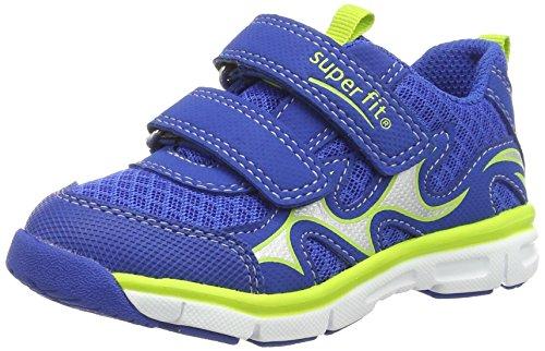 Superfit Lumis Mini - Zapatillas Niños Blau (bluet Kombi)