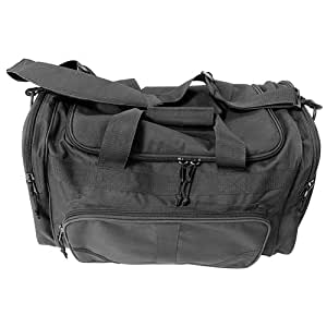06820 SportLock, Range Bag, black Nylon