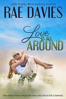 Love is All Around (Looking for Love Book 1) by [Davies, Rae, Devoti, Lori]