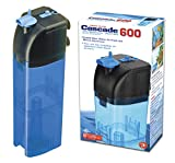 Penn Plax Cascade 600 Submersible Aquarium Filter Cleans Up to 50 Gallon Fish