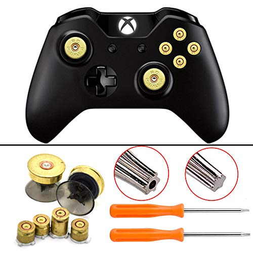 Amazon.com: Bullet Buttons for Xbox One Controller, COCOTOP ...