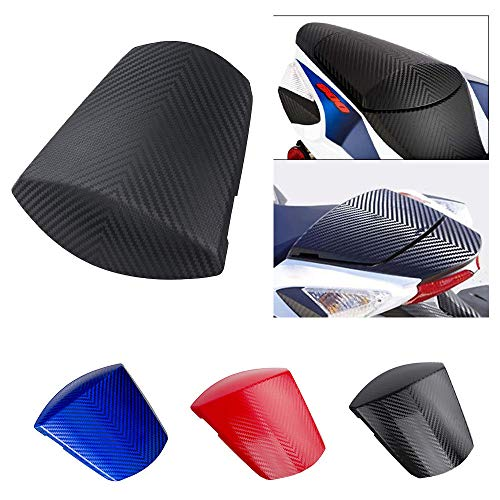 (UltraSupplier Carbon Pattern Rear Solo Seat Cowl for 2011 2012 2013 2014 2015 2016 2017 2018 Suzuki GSXR GSX-R GSX R 600 750 (Matte Black))