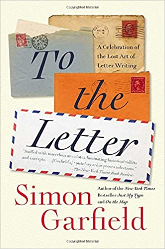 AmazonCom To The Letter A Celebration Of The Lost Art Of Letter