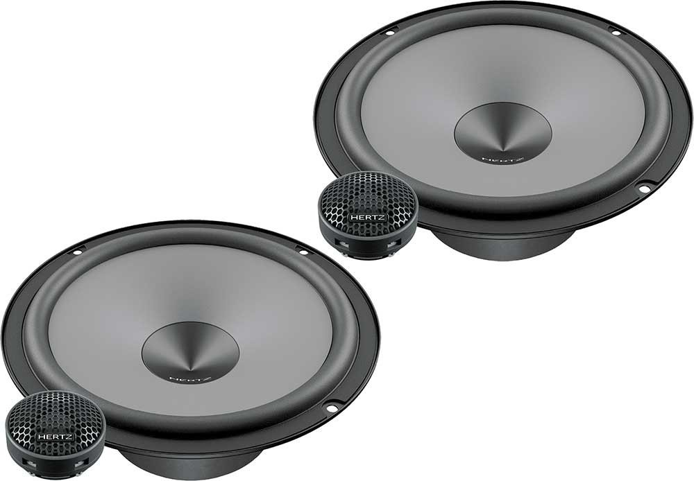 Hertz K165 6.5'' 75W RMS 2-Way Component Speakers System