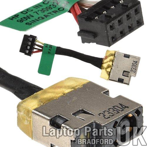 HP Pavilion 15-p184nf DC Power Jack, Connecteur alimentation, Douille, Port du connecteur de câ ble Port du connecteur de câble Laptop Parts UK