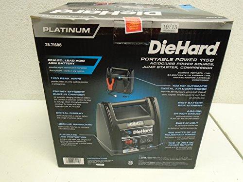 Diehard Portable Battery Charger - 7
