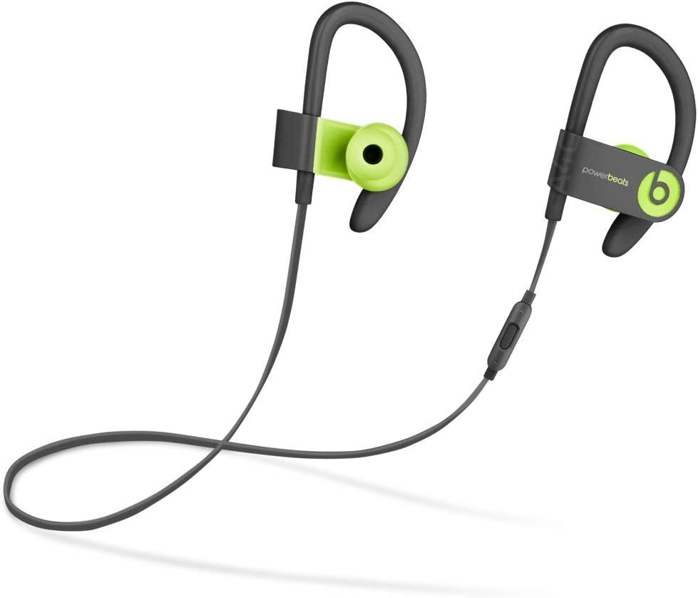 Powerbeats3 Wireless In-Ear Headphones - Shock Yellow (Renewed)