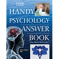 Learn more about the book, The Handy Psychology Answer Book