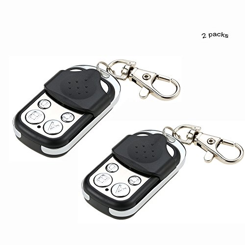 Top 10 Recommendation Universal Key Fob Garage Door Opener
