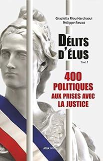 Délits d'élus 01 : 400 politiques aux prises avec la justice, Pascot, Philippe