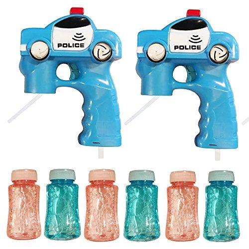LilPals Best First Responder Truck Bubble Gun Shooters