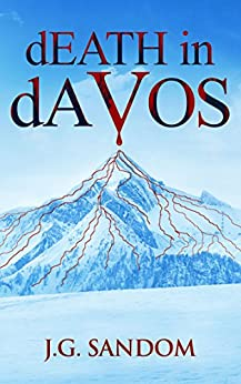 dEATH in dAVOS by [Sandom, J.G.]