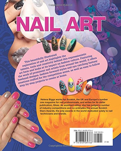 Nail Art Inspiring Designs By The Worlds Leading Technicians