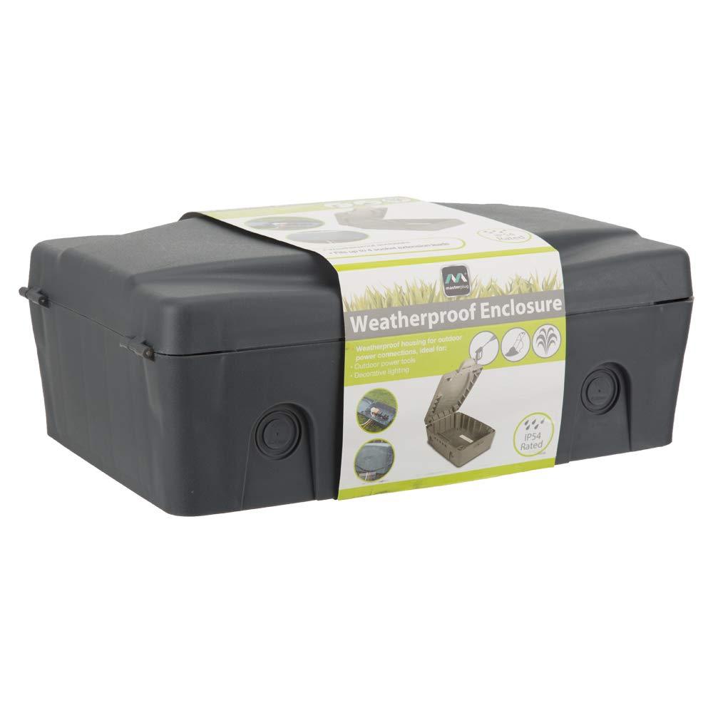 Masterplug IP54 Weatherproof Electric Box