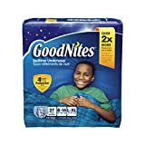 Baby : Goodnites Underwear - Boy - Large/X-Large - 27 ct