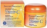 Avalon Organics Vitamin C Renewal Creme - 2 oz - 2 pk