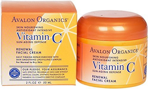Avalon Organics Vitamin C Renewal Creme - 2 oz - 2 - Vitamin Avalon Facial Organics Serum Vitality C