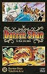 Darren Shan, tome 10 : Le lac des âmes (manga) par Shan